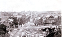 View of Centralia, Turn of the 20th Century